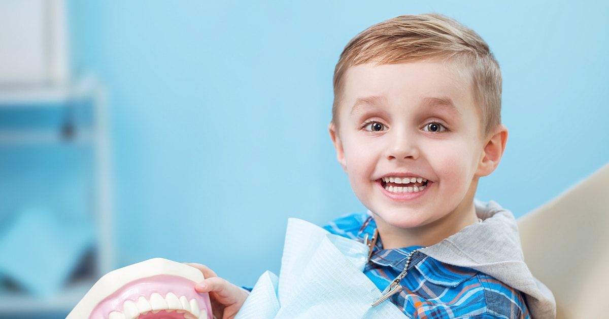 orthodontic myths and your child